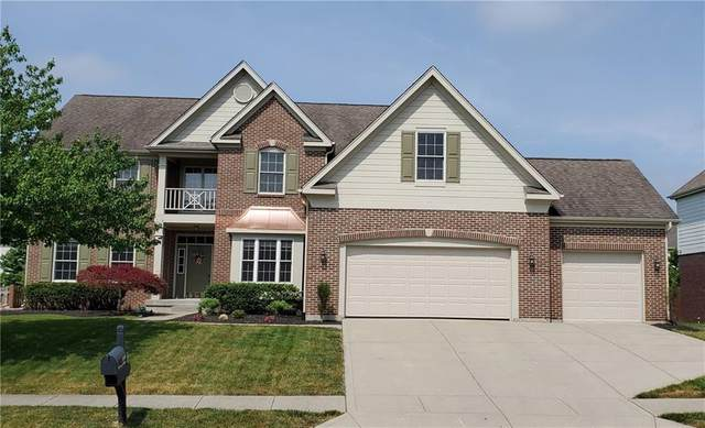 8190 Fairway Drive, Brownsburg, IN 46112 (MLS #21719653) :: The Indy Property Source