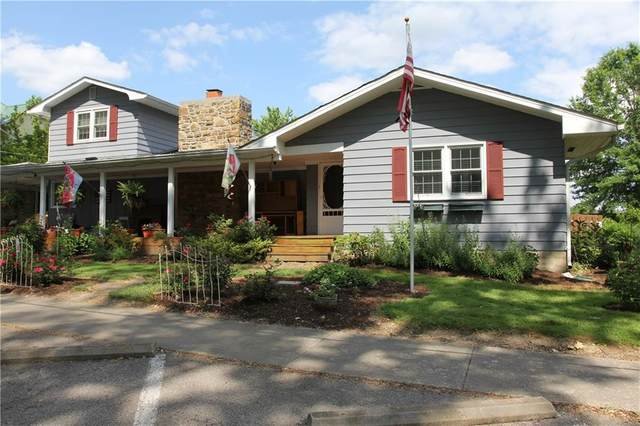 237 S Jefferson Street, Nashville, IN 47448 (MLS #21719659) :: AR/haus Group Realty