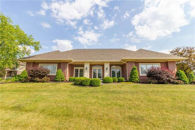 14373 Waterway Boulevard, Fishers, IN 46040 (MLS #21719662) :: Anthony Robinson & AMR Real Estate Group LLC