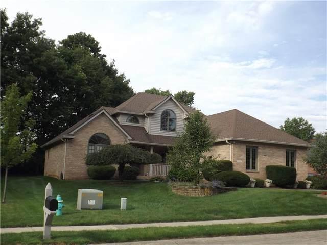 6452 Pheasant Drive, Indianapolis, IN 46237 (MLS #21719679) :: Dean Wagner Realtors