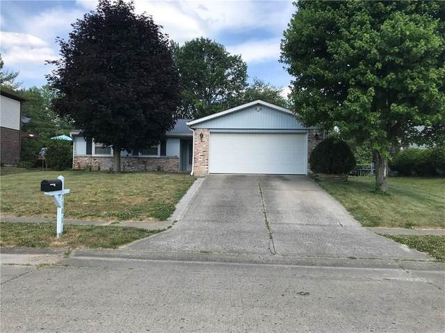 7101 Chimney Rock Court, Indianapolis, IN 46217 (MLS #21719704) :: Anthony Robinson & AMR Real Estate Group LLC