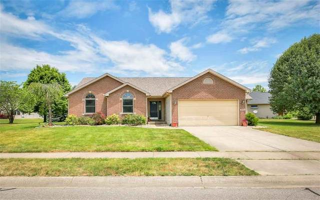 2086 Pinewood Drive, Columbus, IN 47203 (MLS #21719716) :: Mike Price Realty Team - RE/MAX Centerstone