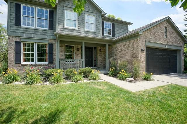 12050 Searay Drive, Indianapolis, IN 46236 (MLS #21719721) :: Richwine Elite Group