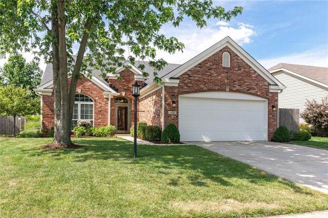 604 Beaverbrook Drive, Carmel, IN 46032 (MLS #21719735) :: The Indy Property Source