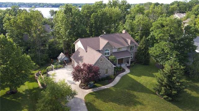11930 Bluestone Drive, Indianapolis, IN 46236 (MLS #21719736) :: The Indy Property Source