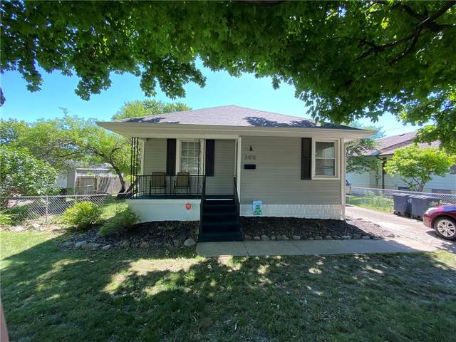 305 N 20th Avenue, Beech Grove, IN 46107 (MLS #21719748) :: Anthony Robinson & AMR Real Estate Group LLC