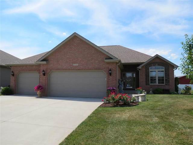 5735 Victory Drive, Columbus, IN 47203 (MLS #21719774) :: Mike Price Realty Team - RE/MAX Centerstone