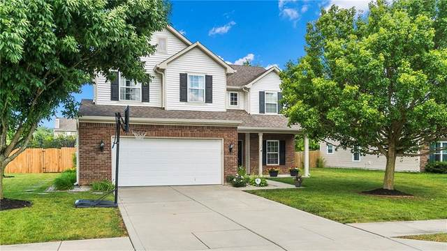 13329 Eastwood Lane, Fishers, IN 46038 (MLS #21719796) :: Anthony Robinson & AMR Real Estate Group LLC
