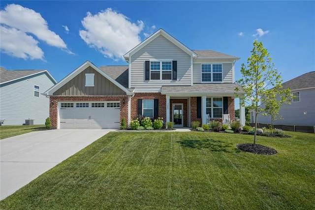 4880 Sherlock Drive, Westfield, IN 46062 (MLS #21719806) :: The Indy Property Source