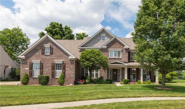 1575 Redsunset Drive, Brownsburg, IN 46112 (MLS #21719817) :: The Indy Property Source