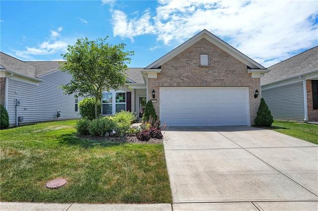 15895 Lambrusco Way, Fishers, IN 46037 (MLS #21719821) :: David Brenton's Team