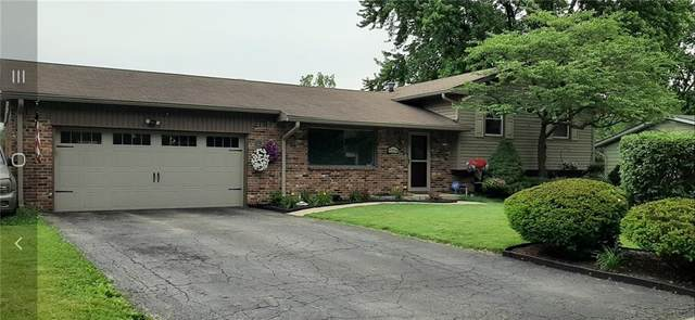 9304 E Shenandoah Drive, Indianapolis, IN 46229 (MLS #21719859) :: Mike Price Realty Team - RE/MAX Centerstone