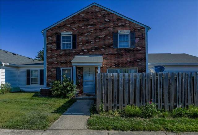 4983 Oakbrook Drive, Indianapolis, IN 46254 (MLS #21719877) :: The Indy Property Source