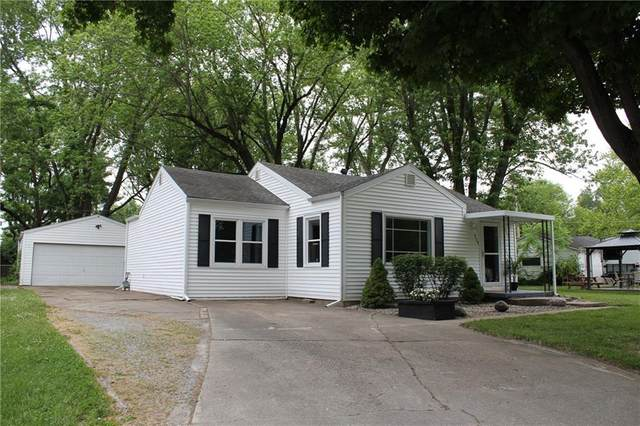 717 North Street, Chesterfield, IN 46017 (MLS #21719879) :: The Indy Property Source