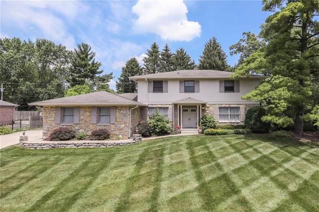 368 Leisure Lane, Greenwood, IN 46142 (MLS #21719934) :: Anthony Robinson & AMR Real Estate Group LLC
