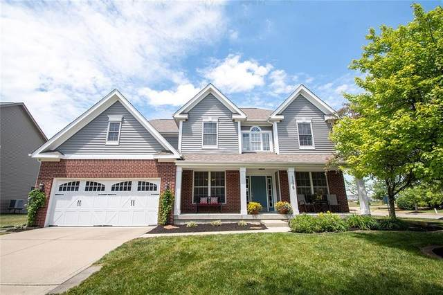 1375 Lewiston Drive, Westfield, IN 46074 (MLS #21719968) :: Anthony Robinson & AMR Real Estate Group LLC