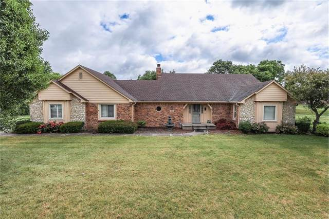 2459 Willow Lake Drive, Greenwood, IN 46143 (MLS #21719969) :: Anthony Robinson & AMR Real Estate Group LLC