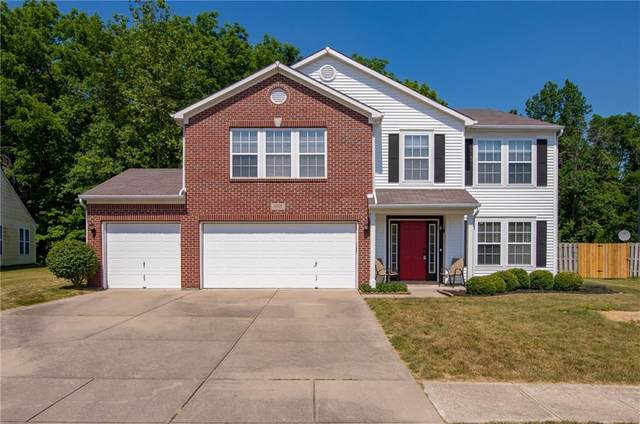 6324 Graybrook Court, Indianapolis, IN 46237 (MLS #21720036) :: Anthony Robinson & AMR Real Estate Group LLC