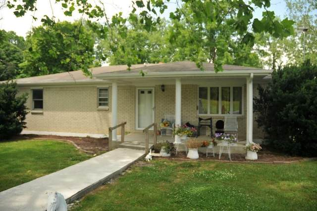 5912 W County Road 875 S, Knightstown, IN 46148 (MLS #21720042) :: The Indy Property Source
