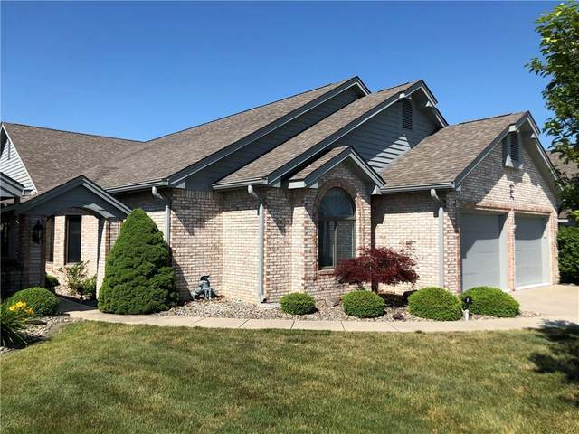 2323 Sagamore Drive, Anderson, IN 46011 (MLS #21720060) :: Anthony Robinson & AMR Real Estate Group LLC