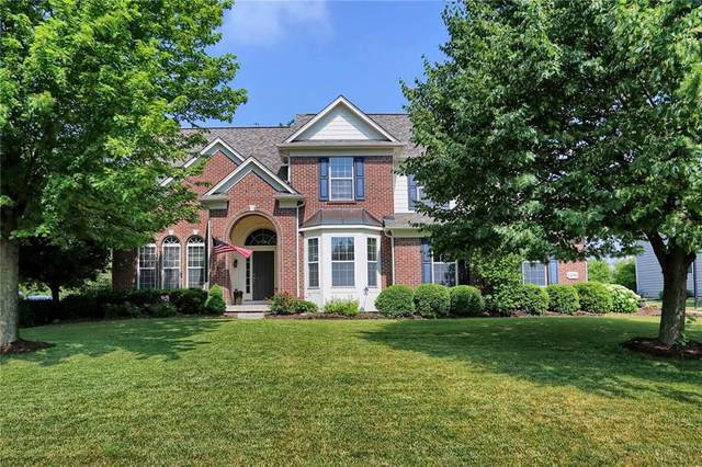 14186 Charity Chase Circle, Carmel, IN 46074 (MLS #21720062) :: David Brenton's Team