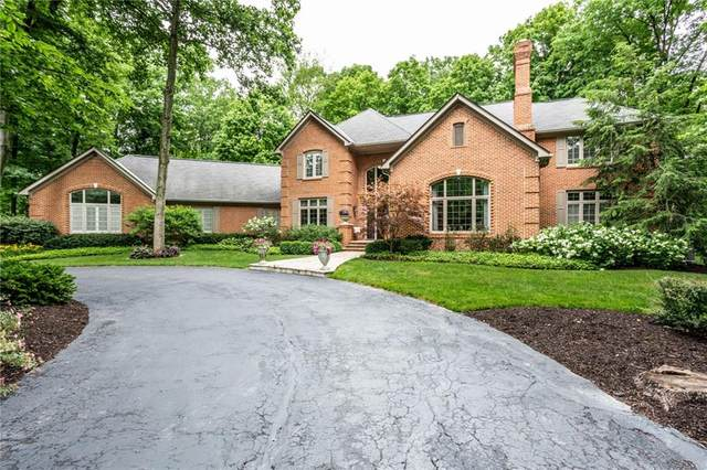 1256 Laurelwood, Carmel, IN 46032 (MLS #21720072) :: The Indy Property Source