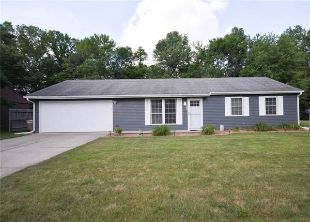 1563 Brookside Drive, Columbus, IN 47201 (MLS #21720077) :: Anthony Robinson & AMR Real Estate Group LLC
