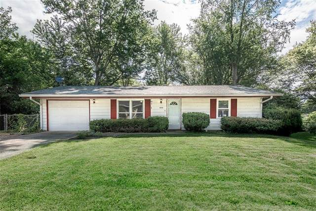 3532 N Windcrest Drive, Bloomington, IN 47404 (MLS #21720117) :: The Indy Property Source
