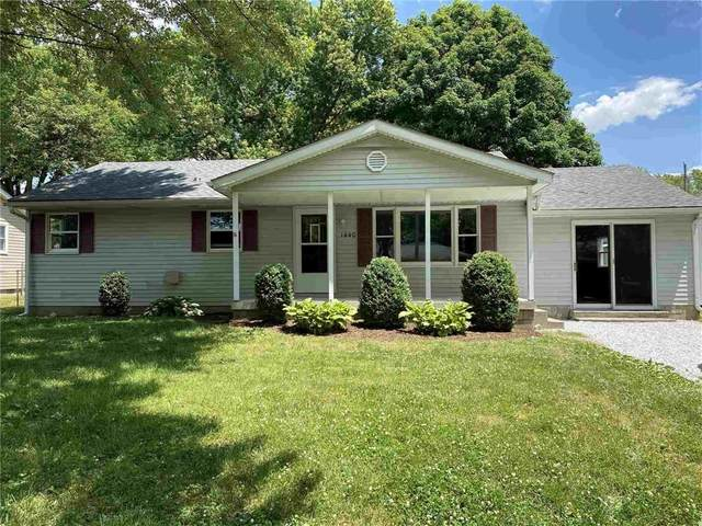 1440 Swarthmoor Drive, New Castle, IN 47362 (MLS #21720119) :: Anthony Robinson & AMR Real Estate Group LLC