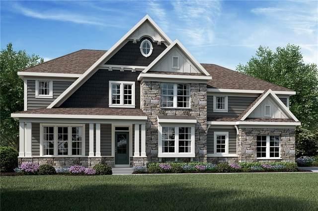 4430 Oakley Terrace, Zionsville, IN 46077 (MLS #21720132) :: David Brenton's Team