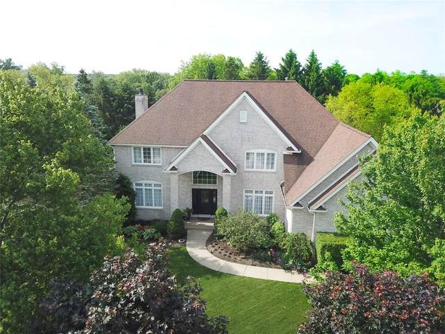 7384 Fox Hollow Ridge, Zionsville, IN 46077 (MLS #21720156) :: Anthony Robinson & AMR Real Estate Group LLC