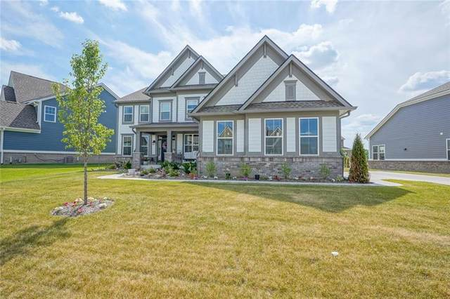 10580 Gardner Court, Fishers, IN 46040 (MLS #21720163) :: Anthony Robinson & AMR Real Estate Group LLC