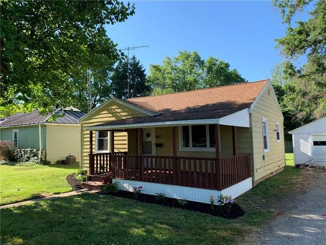 913 W 1st Street, Albany, IN 47320 (MLS #21720170) :: Anthony Robinson & AMR Real Estate Group LLC