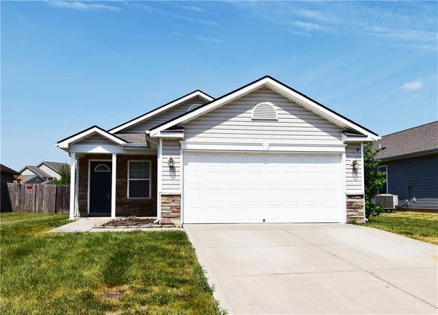 5540 Dollar Run Lane, Indianapolis, IN 46221 (MLS #21720187) :: Anthony Robinson & AMR Real Estate Group LLC