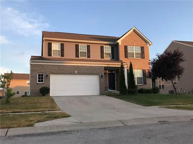 1301 Vista Way, Greenwood, IN 46143 (MLS #21720213) :: Heard Real Estate Team | eXp Realty, LLC