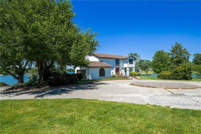 5231 N Fortville Pike, Greenfield, IN 46140 (MLS #21720217) :: Anthony Robinson & AMR Real Estate Group LLC