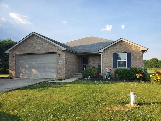3485 Nicholas Court, Martinsville, IN 46151 (MLS #21720228) :: Anthony Robinson & AMR Real Estate Group LLC