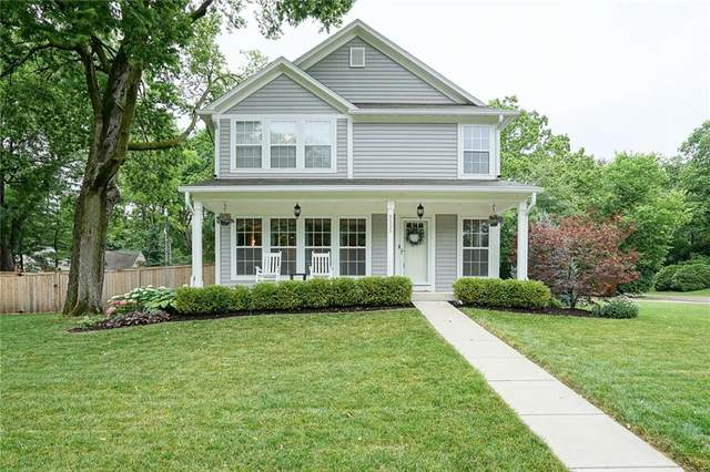 5555 Carvel Avenue, Indianapolis, IN 46220 (MLS #21720240) :: Anthony Robinson & AMR Real Estate Group LLC