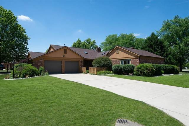 181 College Parkway, Anderson, IN 46012 (MLS #21720249) :: Anthony Robinson & AMR Real Estate Group LLC
