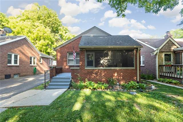 5920 Indianola Avenue, Indianapolis, IN 46220 (MLS #21720267) :: Anthony Robinson & AMR Real Estate Group LLC