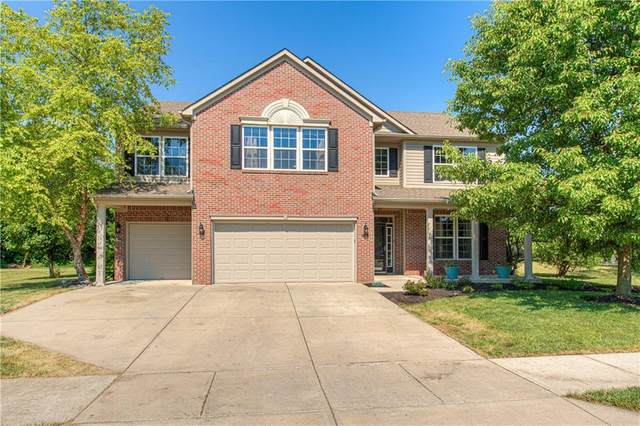 1368 Labrot Court, Avon, IN 46123 (MLS #21720283) :: The Indy Property Source