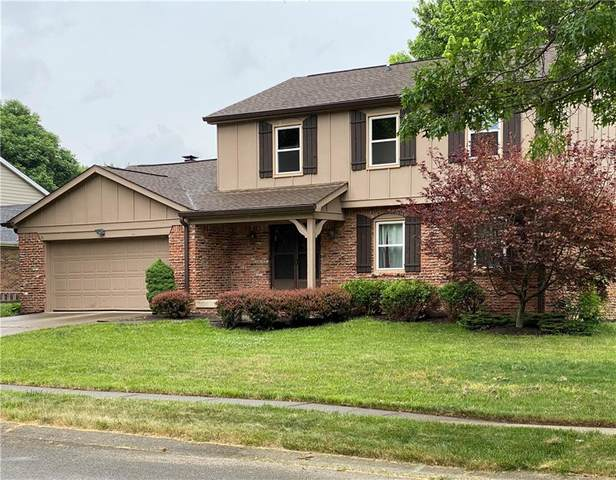 9221 Grinnell Street, Indianapolis, IN 46268 (MLS #21720286) :: Anthony Robinson & AMR Real Estate Group LLC