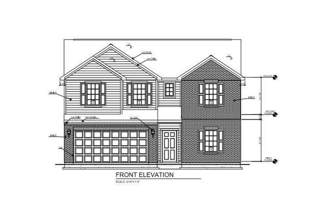 4403 Ringstead Way, Indianapolis, IN 46235 (MLS #21720306) :: The ORR Home Selling Team