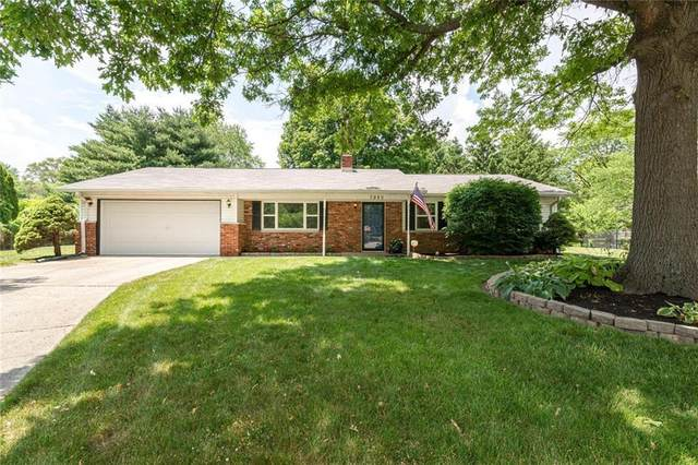 7980 Dartmouth Court, Indianapolis, IN 46260 (MLS #21720310) :: The Indy Property Source