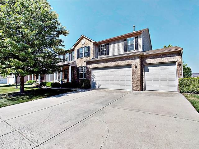 1318 Turfway Drive, Avon, IN 46123 (MLS #21720317) :: The Indy Property Source