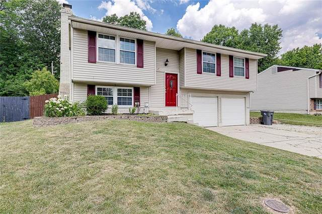 5520 Pappas Drive, Indianapolis, IN 46237 (MLS #21720318) :: The Indy Property Source