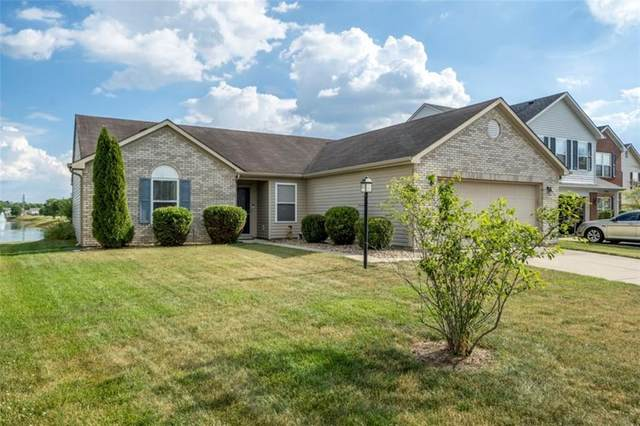 2285 Lakecrest Drive, Columbus, IN 47201 (MLS #21720323) :: Anthony Robinson & AMR Real Estate Group LLC