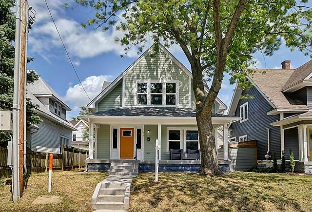 815 Eastern Avenue, Indianapolis, IN 46201 (MLS #21720335) :: Anthony Robinson & AMR Real Estate Group LLC