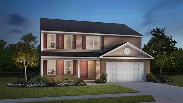 2325 Longleaf Lane, Greenfield, IN 46140 (MLS #21720377) :: Anthony Robinson & AMR Real Estate Group LLC