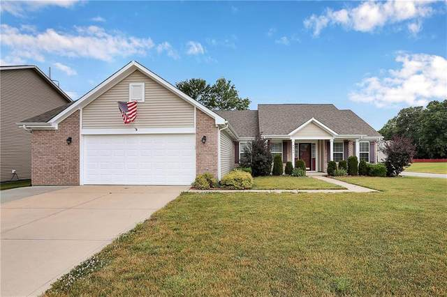 4459 Everest Drive, Westfield, IN 46062 (MLS #21720396) :: Mike Price Realty Team - RE/MAX Centerstone